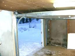 garage door installation kit zero clearance garage door opener low clearance garage door opener steel door installation epic low headroom garage door