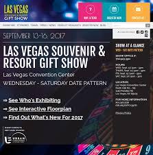 the las vegas souvenir resort gift show s screenshot on sep 2017