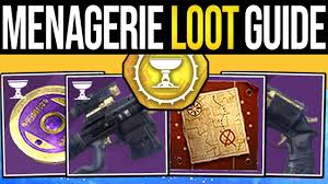 Destiny 2 Menagerie Loot Guide Unlimited Chest Exploit Guaranteed Weapons Imperials Runes