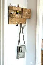 mail organizer wall mount wood mail organizer wall mount wall mounted office storage furniture
