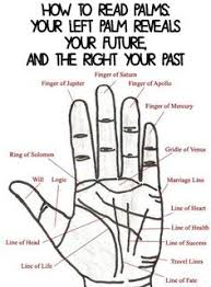 28 Best Palm Reading Charts Images Palm Reading Palm