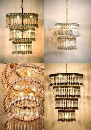 cake vintage chandelier spoons teacups