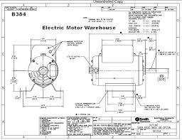 wiring diagram for century electric Century Ac Motor Wiring Century AC Motor Parts