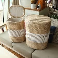rattan laundry hamper furniture