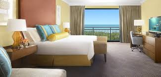 On Suite Bedroom Grand Suites Royal Towers Paradise Island Atlantis Bahamas