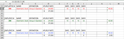 Excel Overtime Formula Need Help With Excel Expression Formula In Calculating