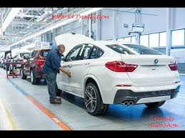 2018 bmw production schedule. unique schedule all new 2018 bmw x3 l x4 production full assemblys inside bmw production schedule t