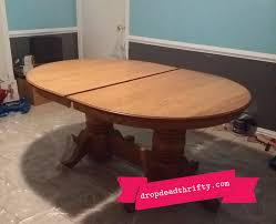 best paint for dining room table. Beautiful Paint Dining Table Before DDT Intended Best Paint For Room