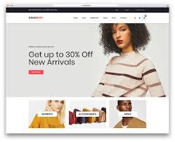 Ecommerce Web Design Layout 47 Free Bootstrap Ecommerce Website Templates 2020 Colorlib