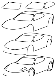 car drawing easy step by step. Plain Easy Step By Drawing Cars  Google Search Throughout Car Drawing Easy Step By L