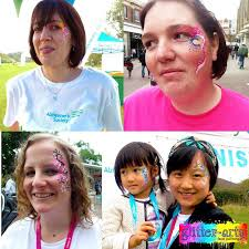 face painting for charity events