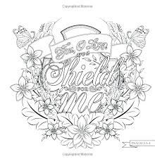 Christian Coloring Books Christian Coloring Pages With Verses Bible