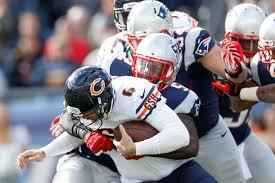 Chicago Bears Sackwatch 2014 Week 8 Vs New England