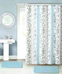 aqua bath rug shower curtains this curtain hooks set by classics is perfect n heart mat aqua bath rug nice inch runner rugs