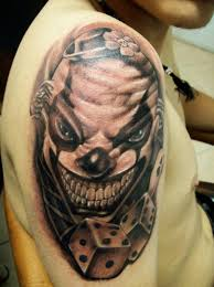 Payaso By Alainhead Aluvha Tattoo Alain Head Artelistacom