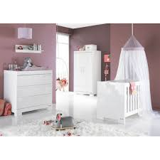 modern baby nursery furniture. Best White Gloss Baby Crib Furniture Set With Canopy And Dresser Also Wardrobe Plus Shag Rug For Modern Nursery Room