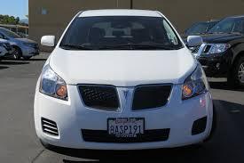 Pre-Owned 2009 Pontiac Vibe w/1SA Hatchback in San Jose #RR4673 ...