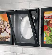Vinyl Record Display Frame