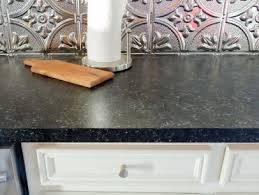 how to paint a laminate countertop