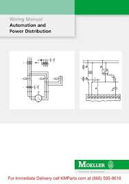 Moeller Wiring Manual 02 05 Klockner Moeller Parts