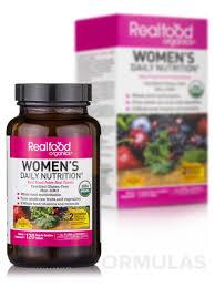 <b>Realfood Organics</b>® For <b>Women</b> - 120 Tablets