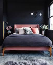 Ob mit oder ohne dachschräge: Erstaunliche Schlafzimmer Ideen In Rosa Und Schwarz Fresh Ideen Fur Das Interieur Dekoration Und Landschaft