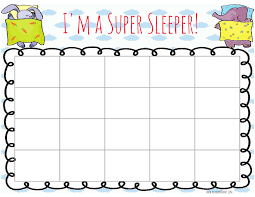 How To Make A Sticker Chart Bedtime Reward Chart When A Child Wont Stay In Bed Simply Sweet Days