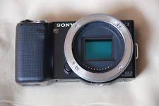 sony nex 5. sony nex-5 dslr camera body very good condition in black no. 2 nex 5