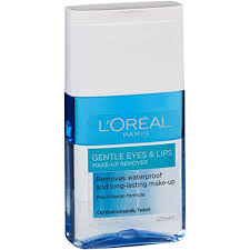 l oreal paris dermo expertise lip and eye make up remover 125ml