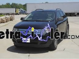 trailer wiring harness installation 2008 ford edge video 2008 Ford Edge Trailer Wiring Harness trailer wiring harness installation 2008 ford edge video etrailer com Ford Edge Trailer Wiring Harness Connections