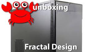unboxing: <b>Корпус</b> Fractal Design Define XL R2 Black Pearl (без БП ...