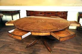 dining table with storage drawers round popular style antique beautiful design plastic room tables dining table with storage drawers
