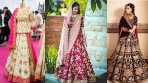 Bridal Lehenga Choli Designs With Price Latest Bridal Lehenga Choli Designs 2019