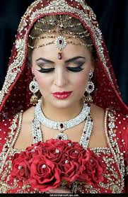 bridal makeup photos indian