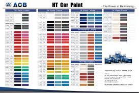 Automotive Paint Color Chart Acb Protection Color Chart 2k Car Paint Buy 2k Car Paint Car Paint Color Chart 2k Car Paint Product On Alibaba Com