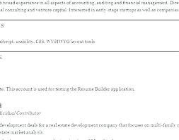 Best Free Resume Builder Inspiration Free Resume Builder Sites Stepabout Free Resume
