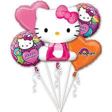 hello kitty rainbow balloon bouquet toys r us hello kitty rainbow balloon bouquet