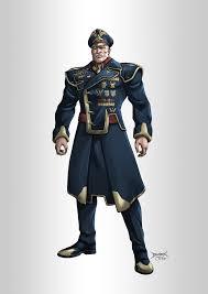 General William Butch Bronson by AmBistekGrey on DeviantArt