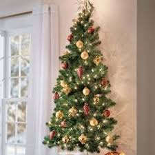 Decorating An Apartment For Christmas  Christmas Wonderland Xmas Christmas Trees That Hang On The Wall