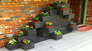 Small Picture DIY Projects With Cinder Blocks Ideas Creative Uses of Concrete