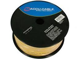 <b>Кабель микрофонный American Dj</b> 100m Yellow AC MC 100R Y ...