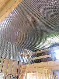 barn tin on ceiling hbm blog tin on ceiling