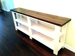 full size of small hall table ideas with drawer narrow drawers rustic console entry kitchen marvelous