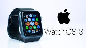 apple 3 watch. know the latest apple watch features, released on 12th september 2017 3 w