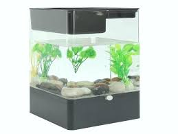 office desk aquarium. Desk Fish Tank Office Square Interface Aquarium Integration Ecological For Interior Design Ideas Small Space