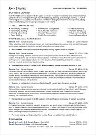 Free Resume Samples Examples Cope Career Services