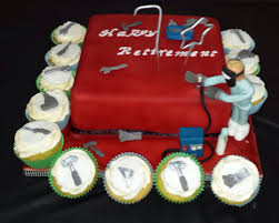 Strobe Light Cake Welder Cake With Strobe Light Retirement Cakes Cake