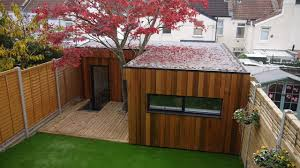 build a garden office. Garden Office Contemporary-shed Build A