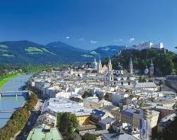 Die angrenzenden staaten sind deutschland und tschechien im norden, die slowakei und ungarn im osten. 10 Of Salzburg S Most Impressive Buildings