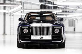 New Custom Rolls Royce Models On The Way Following Sweptail Pattern